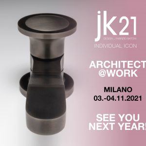 JK21 web architect at work milano 2021