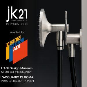 JK21 communication ADI design milano roma